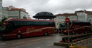 Empresa Gilsanz - Servicio regular de autobuses