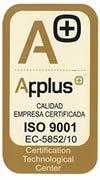 Empresa Gilsanz - ISO 9001 Calidad